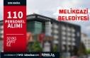 Melikgazi Belediyesi 50 Yaş Sınırı İle 110 Personel...