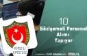 Milli Savunma Üniversitesi 10 Sözleşmeli Personel...