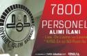 Diyanet 2021 Yılı 4/B Sözleşmeli 7800 Personel...