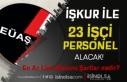 EÜAŞ 23 İşçi Personel Alacak ( Teknisyen , Büro...