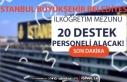 İstanbul Büyükşehir Belediyesi İSPER 20 Kış...