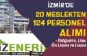 İzmir İZENERJİ 124 Personel Alımı İlanı! İlkokul,...