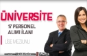 Konya Teknik Üniversitesi 17 Destek Personeli ve...
