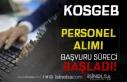 KOSGEB Sözleşmeli Bilişim Personeli Alacak - KPSS...