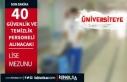 Yıldırım Beyazıt Üniversitesi 40 Güvenlik ve...
