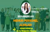 2019 Mayıs Ayı Memur Personel Alım İlanları! Lise, Ön Lisans ve Lisans