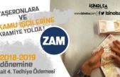 Belediyelerde ve Kamu Kurumlarında Çalışan Taşeron ve Kamu İşçilerine 750 TL İkramiye Yolda!