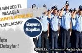 Türkiye Genelinde En Az Lise Mezunu 4 Bin 200 TL Maaşlı Zabıta Memuru Alınacak!