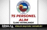 Adana Ceyhan Belediyesi Mezuniyet Şartsız Personel Alımı 2019