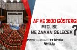 Af, 3600 Ek Gösterge Kararı Mecliste Ne Zaman Verilecek ?