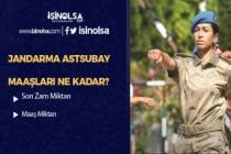 Jandarma Astsubay 2019 Zamlı Maaşları Ne Kadardır?