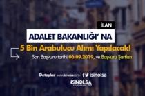 2019 Adalet Bakanlığı Arabuluculuk Sınavı Ne Zaman? Başvurular Uzatıldı!