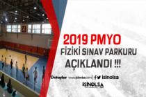 Polis Akademisi Duyurdu! 2019 Yılı PMYO Parkuru Açıklandı