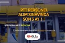 PTT 5 Bin Personel Alımına Son 3 Ay! Yazılı Sınav Konuları ve Sınav Ücreti ve Merak Edilenler