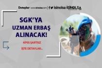 Sahil Güvenlik Komutanlığı: Uzman Erbaş Alınacak!!