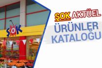 26 Ekim ŞOK Marketleri Aktüel Ürünler