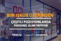 BİM Türkiye Geneli 97 Kasiyer, Reyon Görevlisi ve Personel Alımı Yapıyor