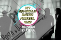 PTT 2019 Yılı Lise Mezunu Memur Alım İlanı ile Gişe Memuru, Postacı Başvuru Şartları!