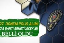 27. Dönem POMEM Polis Alımlarında Yaş Şartı Kesinleşti! Adayların Düşüncüleri