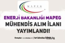 Maden ve Petrol İşleri Genel Müdürlüğü KPSS'siz 20 Mühendis Alım İlanı Yayımladı!
