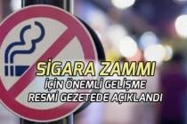 Sigara ve Alkol Ürünlerine Zam Tartışmalarında Yeni Gelişme Resmi Gazete Açıklandı!