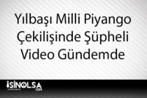 Yılbaşı Milli Piyango Çekilişinde Şüpheli Video Gündeme Düştü
