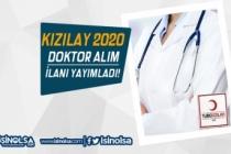 Kızılay Ankara'da 2020 Yılı Doktor Alım İlanı Yayımladı! Şartlar Nedir?