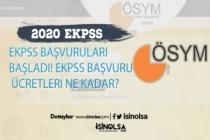 EKPSS Başvuruları Başladı! EKPSS Başvuru Ücretleri Ne Kadar?