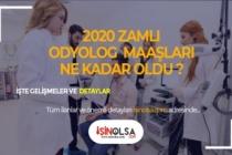 Sağlık Bakanlığı 2020 Odyolog Maaşları