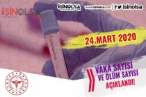 Sağlık Bakanı 24 Mart 2020 Koronavirüs Vaka ve Ölüm Sayısını Açıkladı! Ölenlerin Yaşı Nedir?