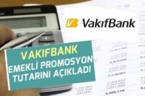 Vakıfbank 2020 Emekli Maaş Promosyon Ödemesi Tutarı İçin Açıklama Yaptı!