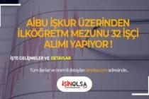 Abant İzzet Baysal Üniversitesi KPSS Şartsız 32 İşçi Alacak