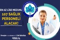 Eskişehir Osmangazi Üniversitesi 107 Sağlık Personeli Alım İlanı Yayımladı!