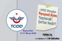 TCDD İŞKUR Üzerinden Personel Alacak! Başvurular 17 Nisan Başlıyor!