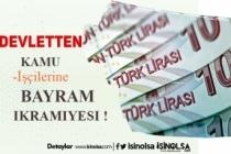 Devletten 1 Milyon İşçiye Bayram Öncesi İkramiye Müjdesi!
