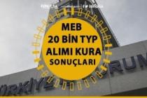 MEB 20 Bin TYP Alımı! 2020 İŞKUR TYP Kura Sonuçları Ne Zaman Açıklanacak?