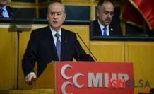 Bahçeli'den Cumhurbaşkanı Erdoğan Hatırlatması