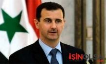 Esad, Rusya Devlet Başkanı Vladimir Putin'e Teşekkür Etti