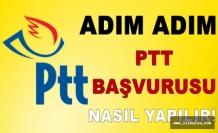 PTT Personel Alımı Başvurusu Nasıl Yapılır!