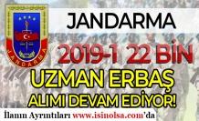 Jandarma 22 Bin Uzman Erbaş ( Komando ve Asayiş ) Alımı Devam Ediyor! KPSS 50 puan ve KPSS'siz