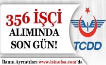 TCDD Personel Alımı Başvurularında Son Gün! İŞKUR İle 356 İşçi Alımı
