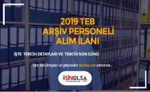 TEB Arşiv Görevlisi Alıyor, 2019 Arşiv Görevlisi Maaşları