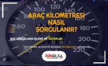Araç Kilometresi Nasıl Sorgulanır? TÜVTÜRK ve PTT HGS
