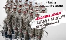 Jandarma Uzman Erbaş 4. Grup Alımı Ne Zaman Olacak?