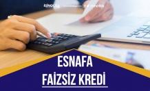 Esnafa Faizsiz Kredi Desteği Nasıl Alınır! KOSGEB Kredisi Veren Bankalar!