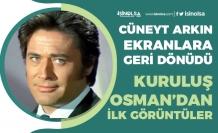 Cüneyt Arkın Yeniden Sahnelerde! Kuruluş Osman Dizisinden İlk Görüntüler! Fragman