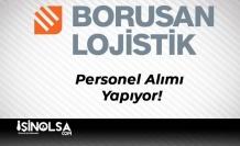 Borusan Lojistik Personel Alımı Yapıyor!