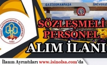 Tokat Gaziosmanpaşa Üniversitesi 9 Sağlık Personeli Alımı! En Az Lise Mezunu
