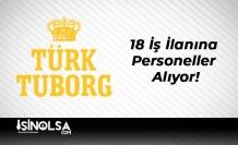 Tuborg 18 İş İlanına Personeller Alıyor!