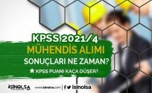 Ulaştırma Bakanlığı KPSS 2021/4 30 Mühendis Alımı Ne Zaman Açıklanacak?